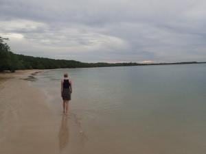 A Beach all to ourselves
