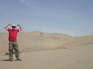 King of the dune